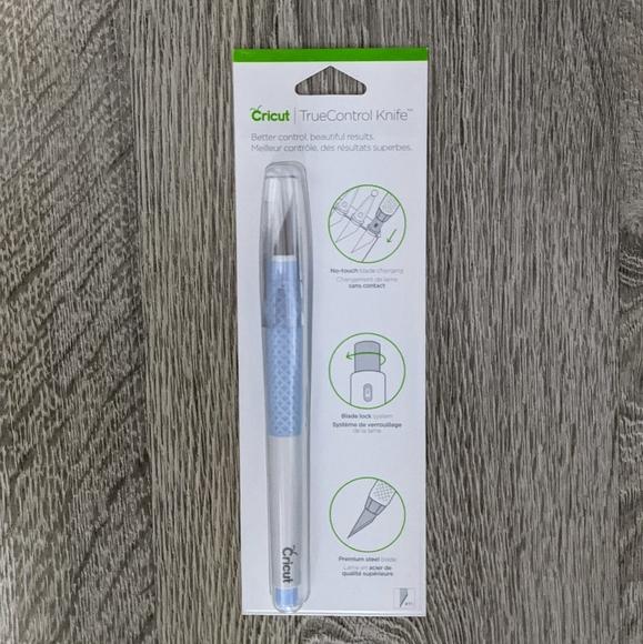 Cricut TryControl Knife Blue Brand New